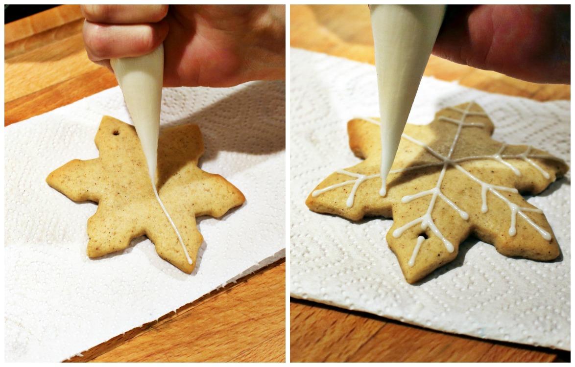 Красивое печенье с глазурью своими руками 55