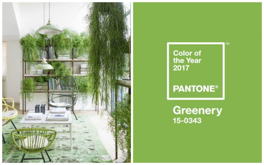 Цвет года Pantone 2017 в интерьере. Комментарии дизайнеров