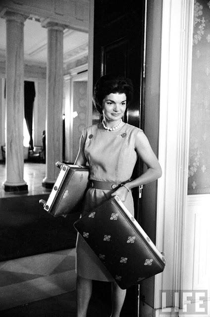 Жаклин Кеннеди в интерьере Белого Дома | Блог Варвары Лялягиной «Дом, в который хочется приходить»