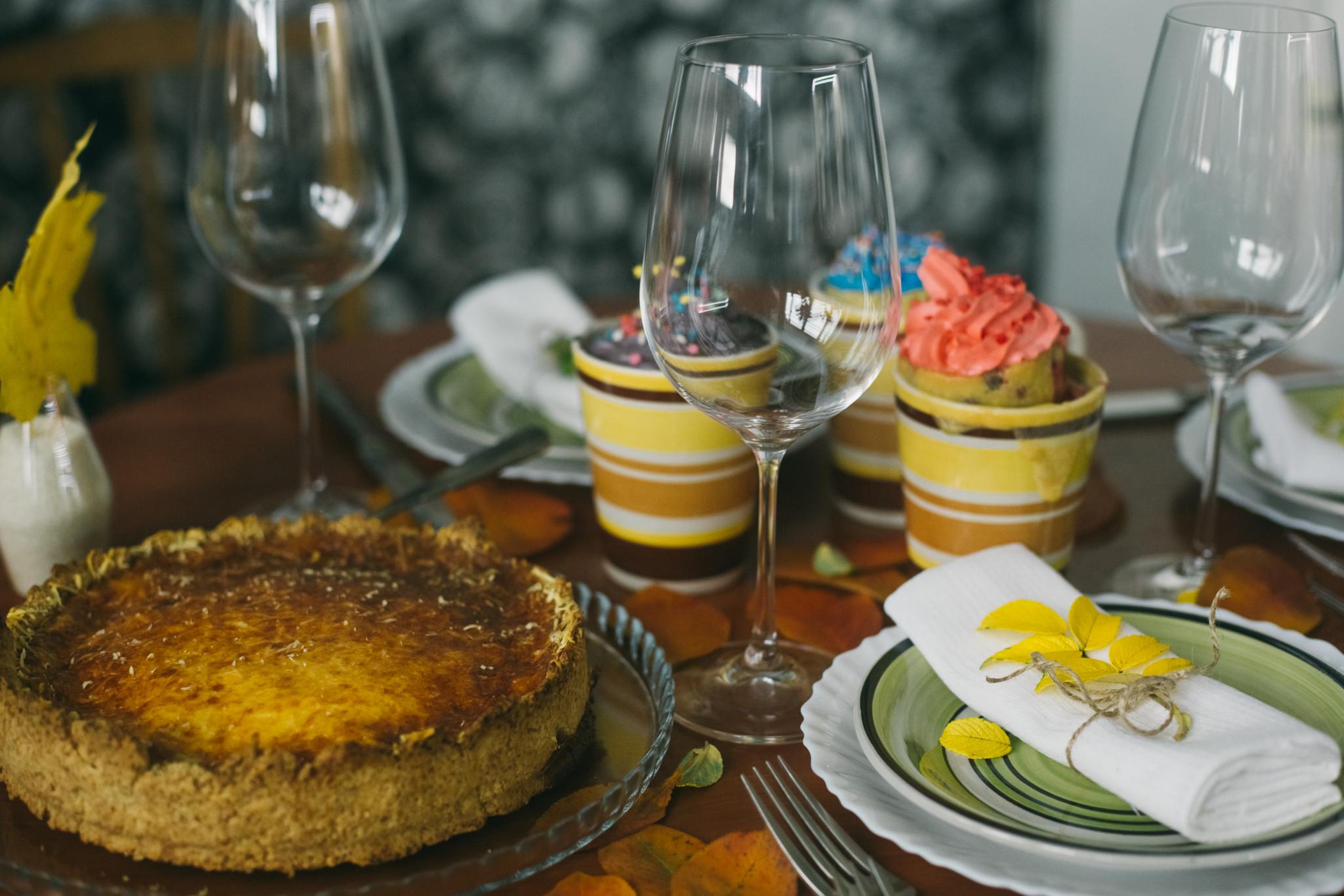 Сервировка осеннего стола к домашнему ужину | Блог Варвары Лялягиной «Дом, в который хочется приходить»
