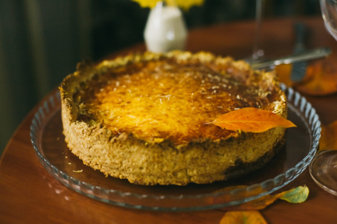 Вкусный луковый пирог. Пошаговый рецепт с фотографиями