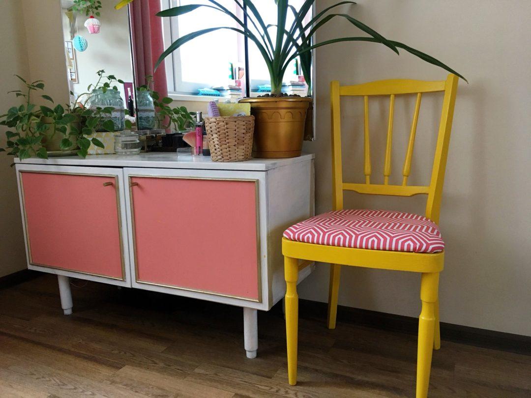 Реставрация старого стула своими руками фото 594
