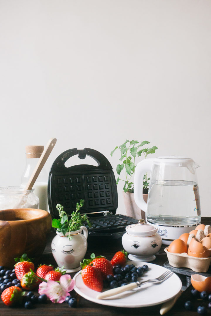 Мягкие венские вафли: простой рецепт домашних вафель для воскресного завтрака | Блог Варвары Лялягиной «Дом, в который хочется приходить»