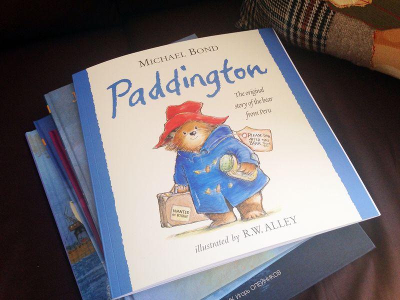 Книжка про Паддингтона
