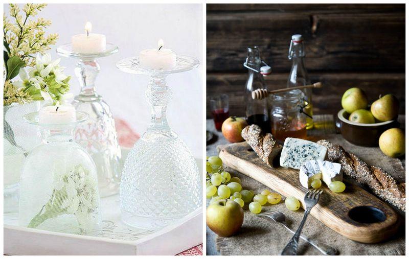 Секреты, которые помогут вам декорировать обеденный стол (8)