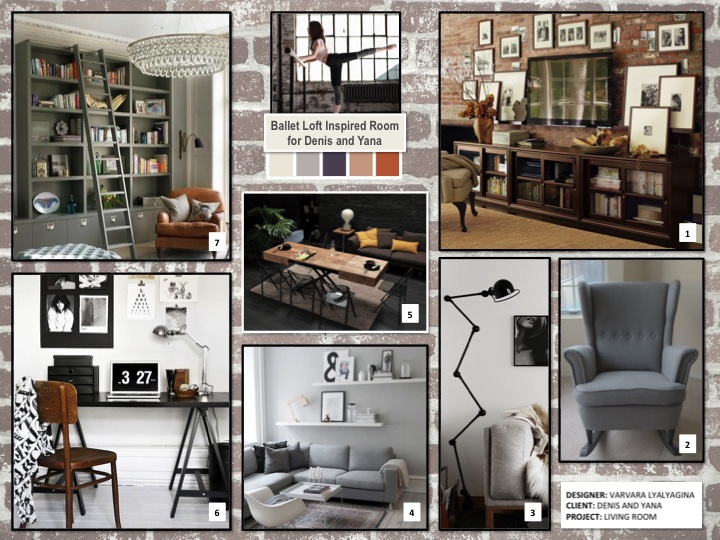 Denis and Yana living room_inspiration board