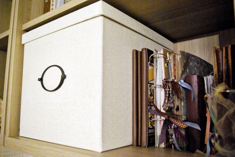 как организовать книжные полки