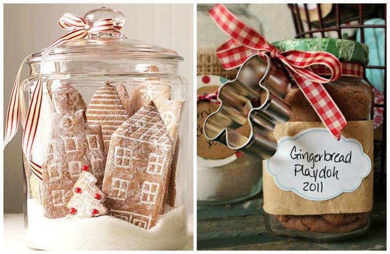 12 идей декорирования имбирными пряниками. Подарок | Блог Дом, в который хочется приходить