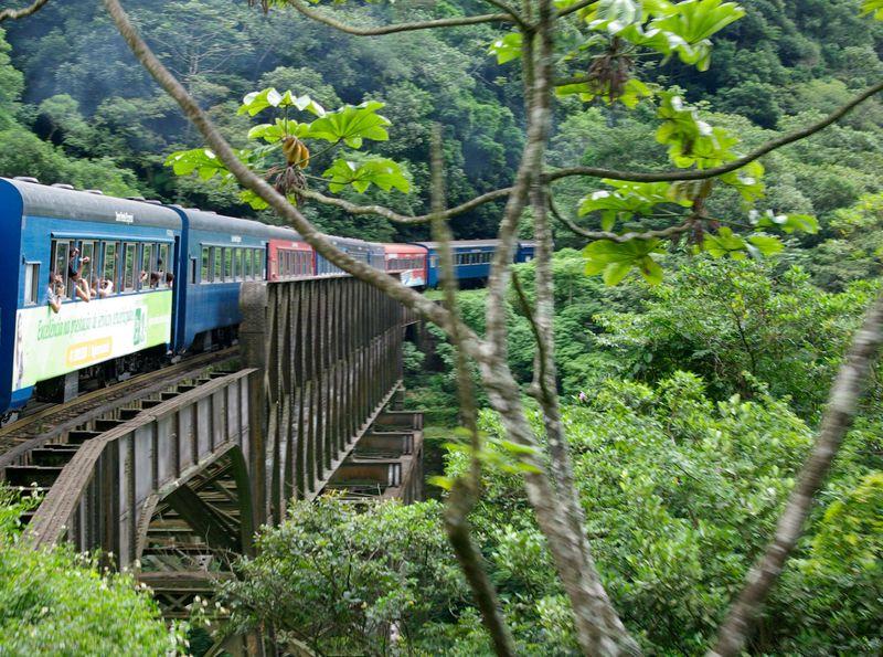 Serra-verde-train