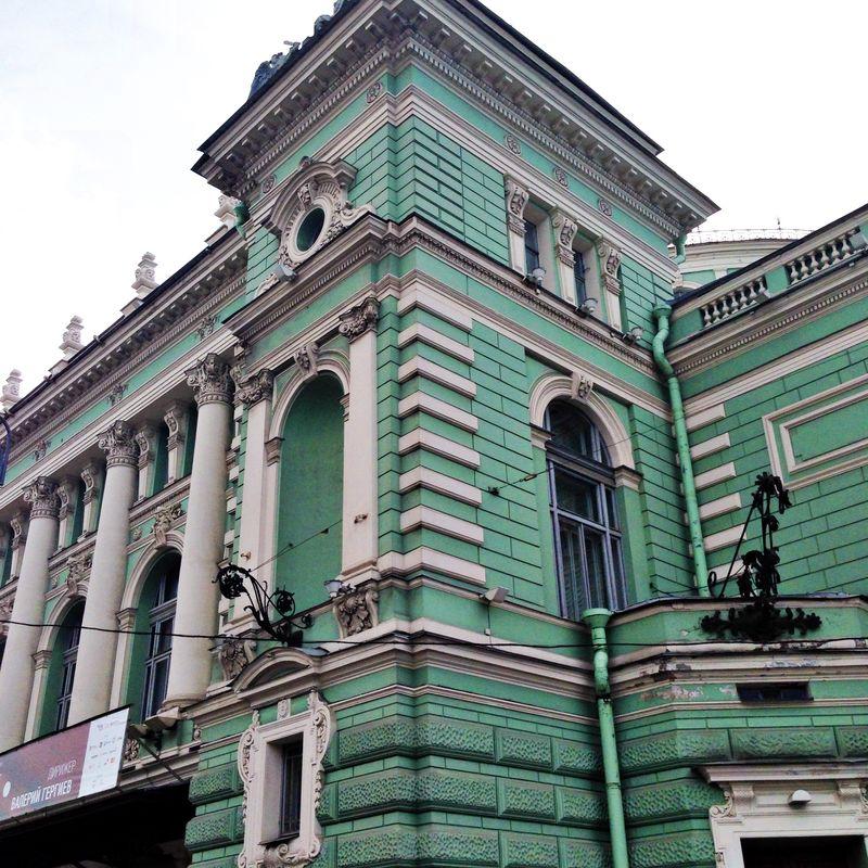 Мариинский театр | Дом, в который хочется приходить