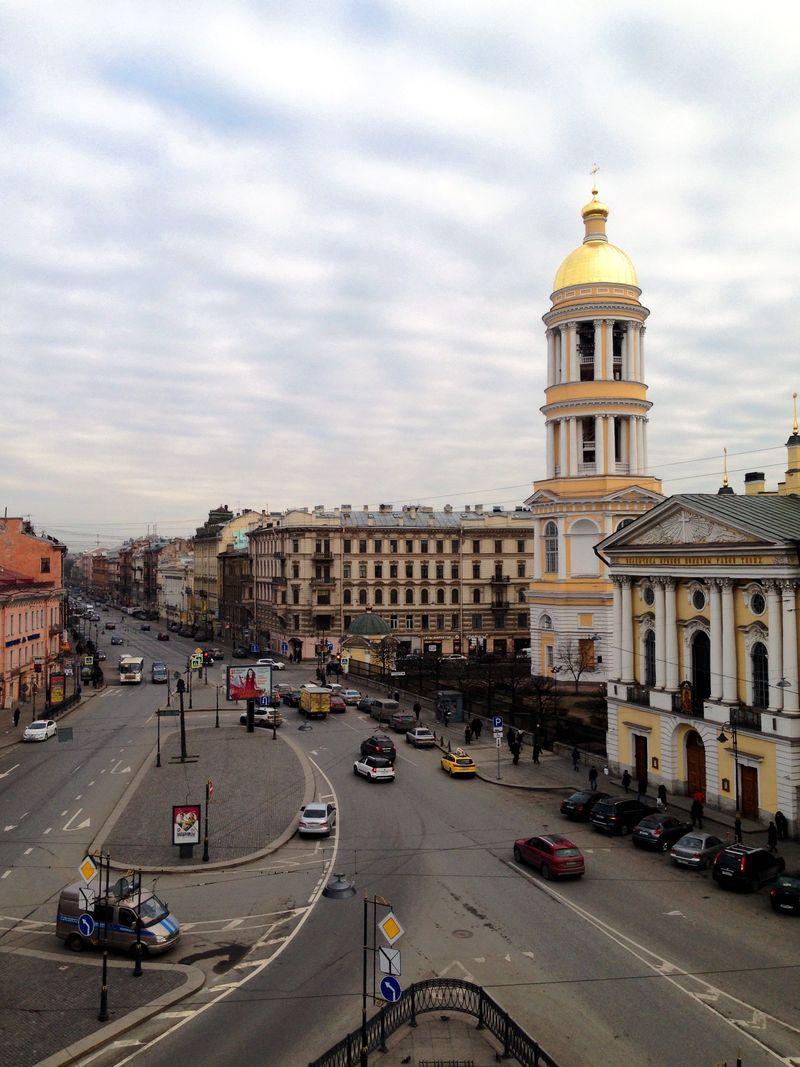 Владимирская. Санкт-Петербург | Блог Дом, в который хочется приходить