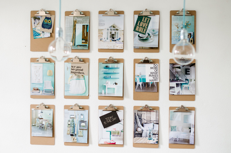 Modereporters-fashionblog-DIY-interior-project-clipbord-wall-do-it-yourself-low-budget-home-decoration-sea-blue-5