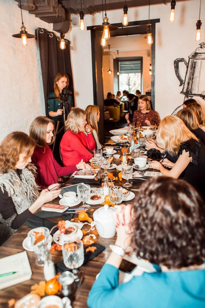 Blog Brunch. Продвижение творческого проекта в инстаграм. Мероприятие для блоггеров и творческих предпринимателей в Петербурге