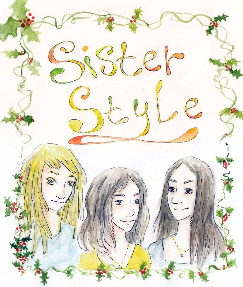 SISTER STYLE: ЯНВАРЬ