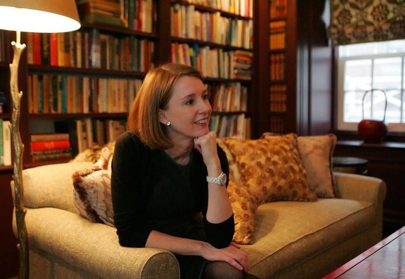 Интервью с Гретхен Рубин: «Я не обсуждаю концепции счастья, а пробую применить их на себе»