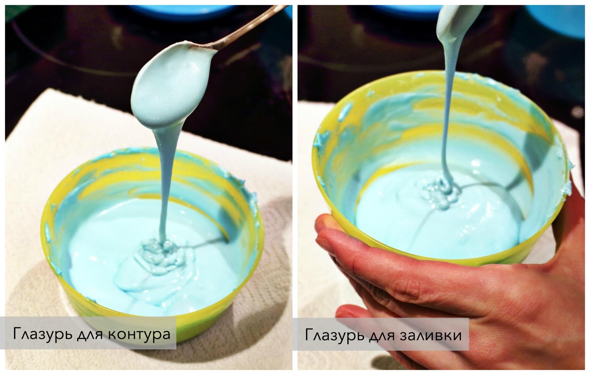 Как украсить печенья глазурью. Рецепт и пошаговый мастер-класс | Блог Варвары Лялягиной «Дом, в который хочется приходить»