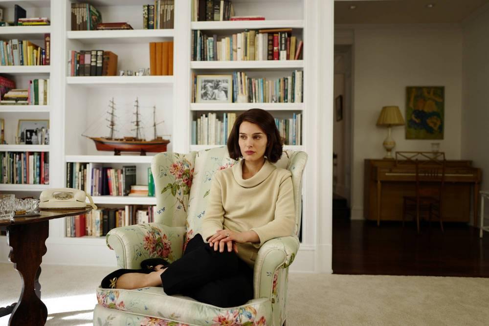Натали Портман в фильме «Джеки» | Блог Варвары Лялягиной «Дом, в который хочется приходить»