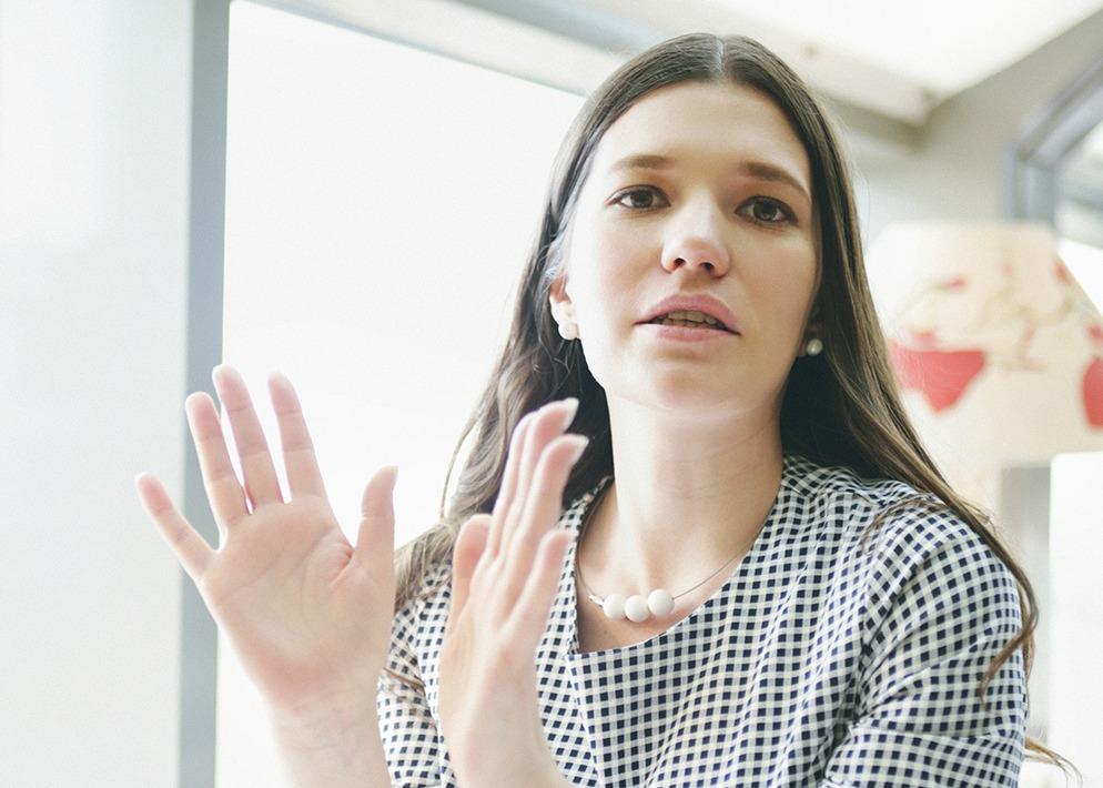 Как я начала учить язык жестов