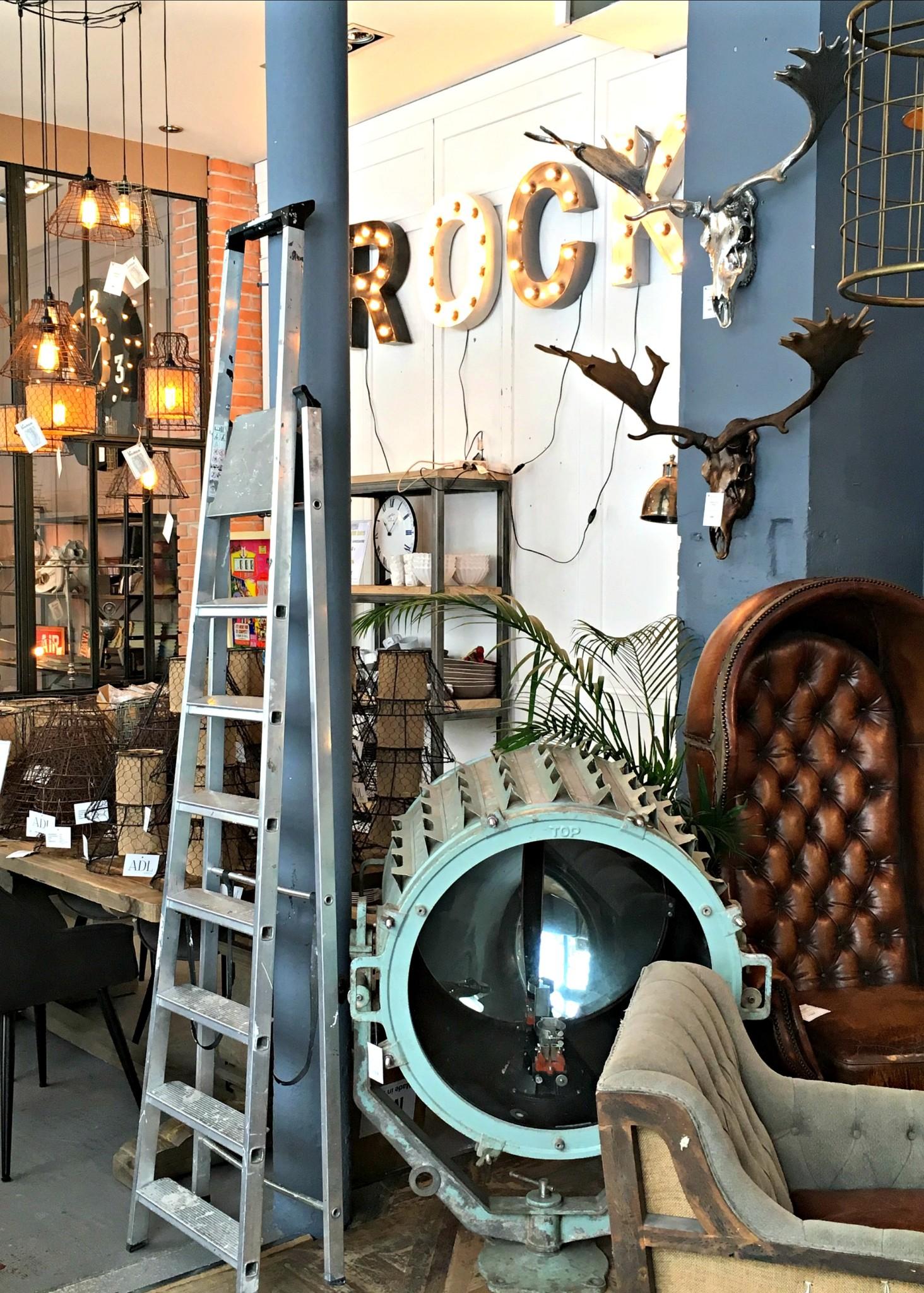 Дизайнерский Париж. Интерьерные магазины и музей | Блог Варвары Лялягиной «Дом, в который хочется приходить»