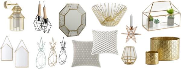 Геометрия в интерьере. 11 идей для вашего дома