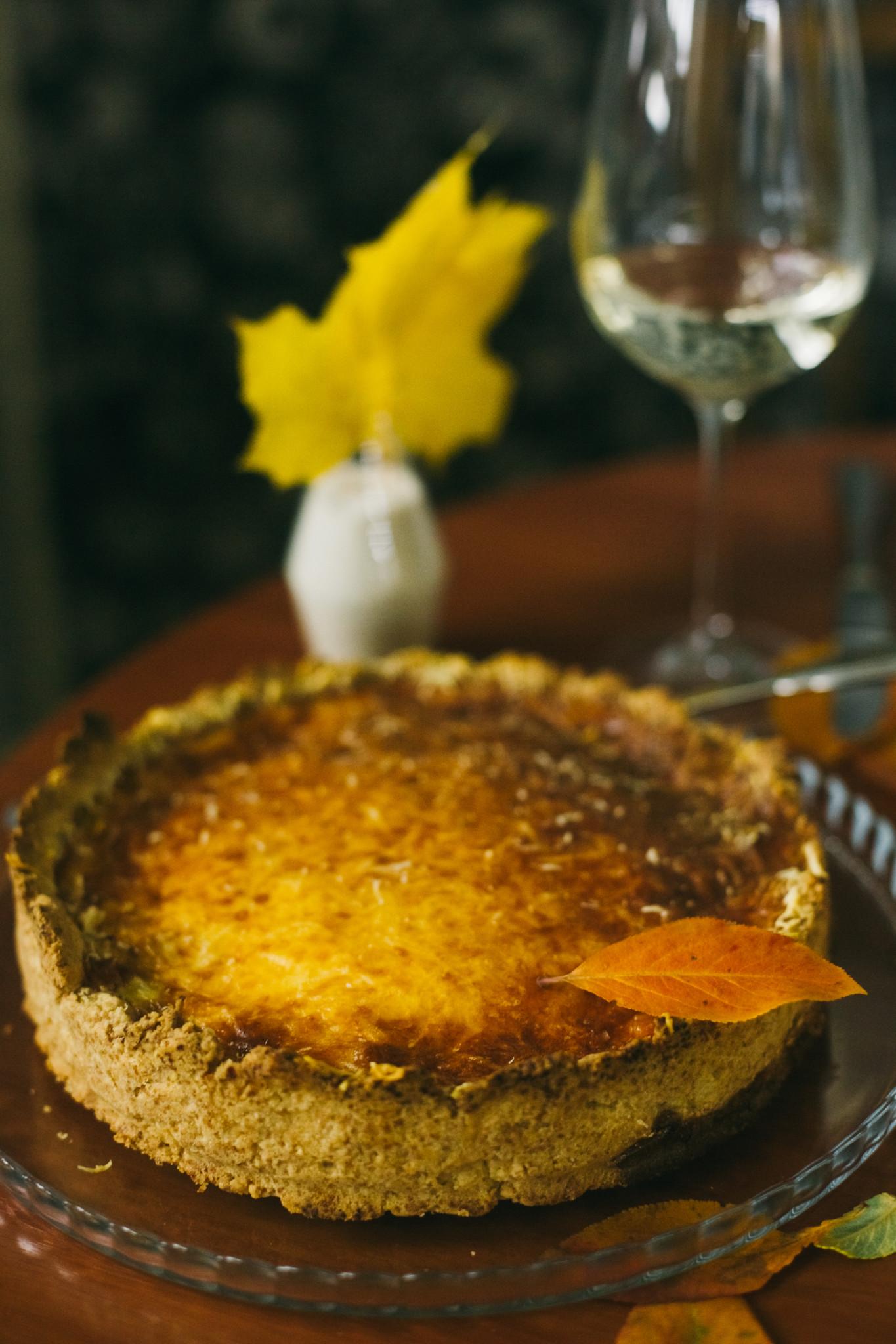 Вкусный луковый пирог. Пошаговый рецепт с фотографиями | Блог Варвары Лялягиной «Дом, в который хочется приходить»