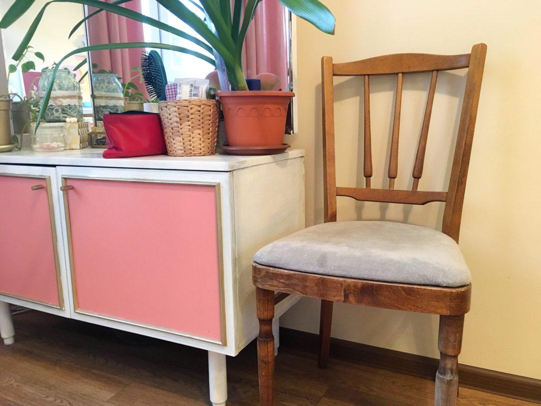 Как отреставрировать старый стул своими руками | Блог Варвары Лялягиной «Дом, в который хочется приходить»