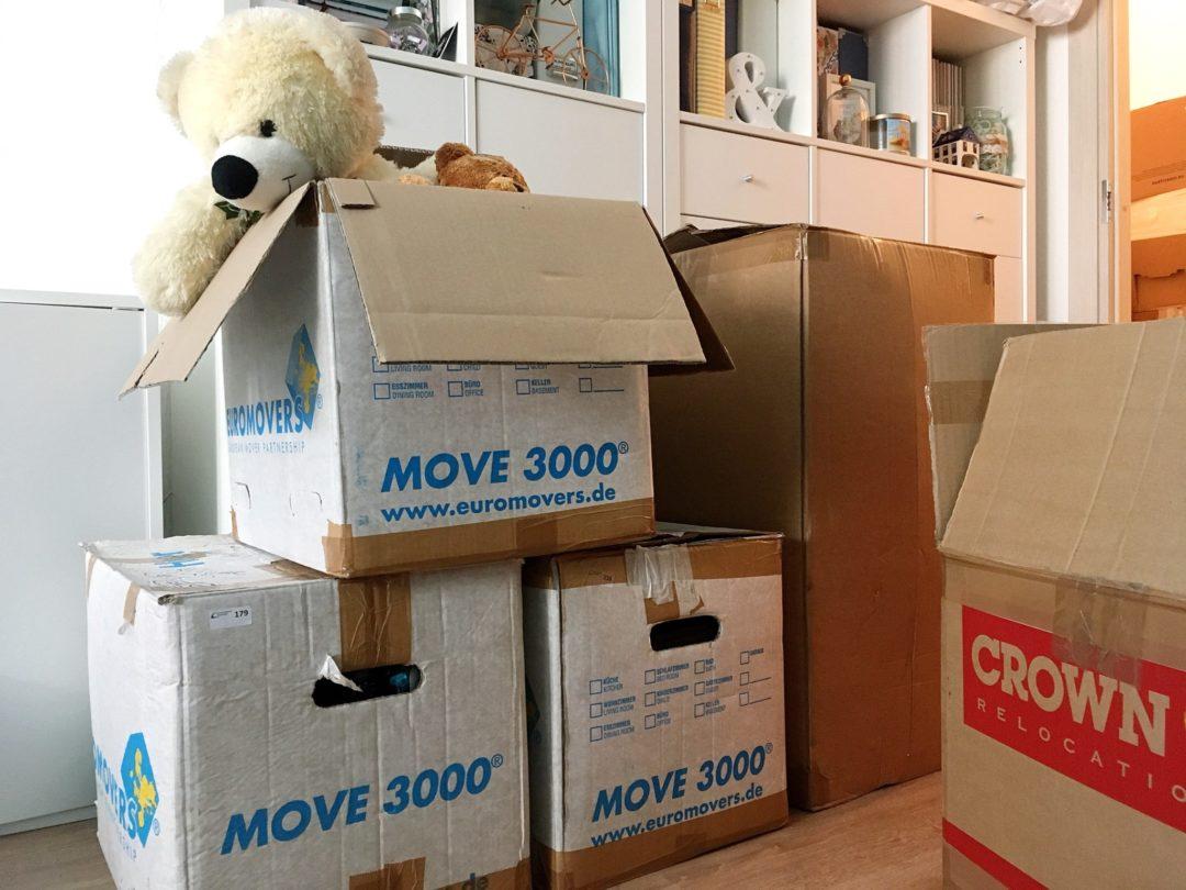 Квартирный переезд. Как упаковать, перевезти, распаковать вещи и не сойти с ума