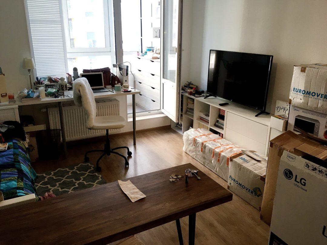 Квартирный переезд. Как упаковать, перевезти, распаковать вещи и не сойти с ума | Блог Варвары Лялягиной «Дом, в который хочется приходить»