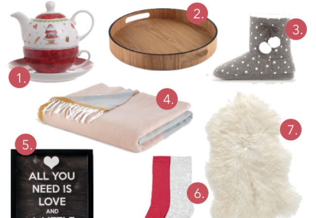 10 уютных подарков для домоседов