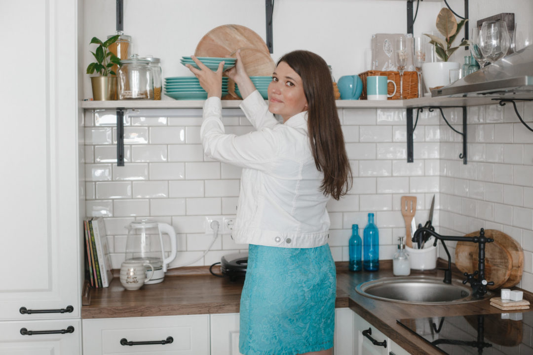 Кухня как с картинки. 4 лайфхака, как сделать вашу кухню визуально привлекательной