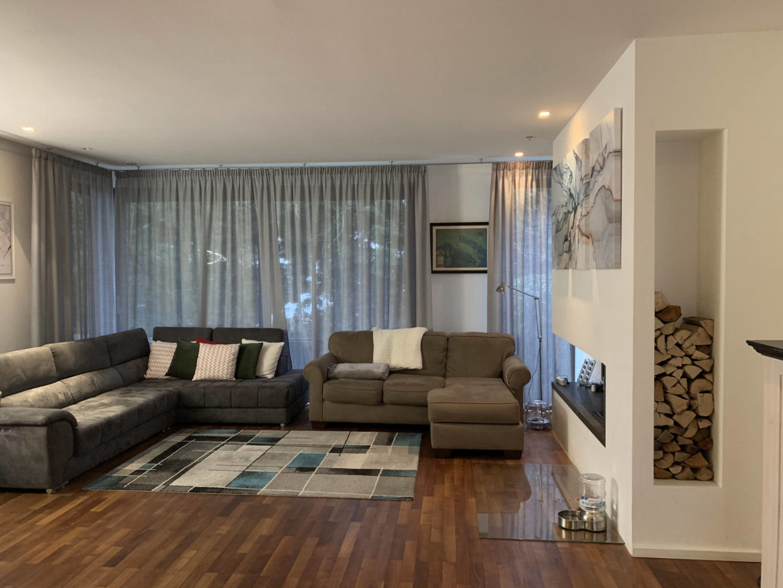 Планы редизайна гостиной и столовой в съёмном доме | Блог Варвары Лялягиной «Дом, в который хочется приходить»
