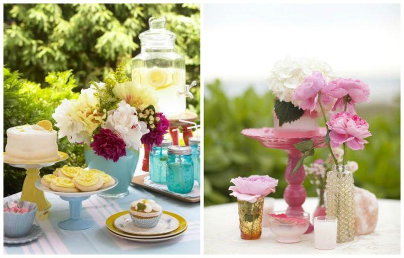 Секреты, которые помогут вам декорировать обеденный стол (1)