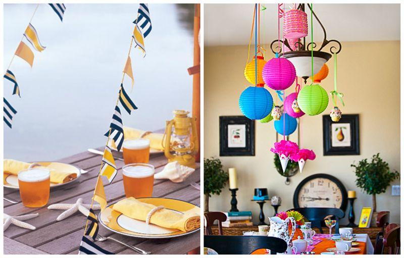 Секреты, которые помогут вам декорировать обеденный стол (7)