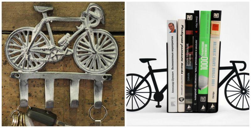 велосипед в интерьере (9)