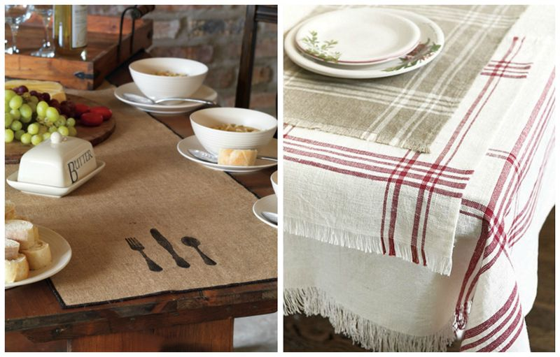 Секреты, которые помогут вам декорировать обеденный стол (3)