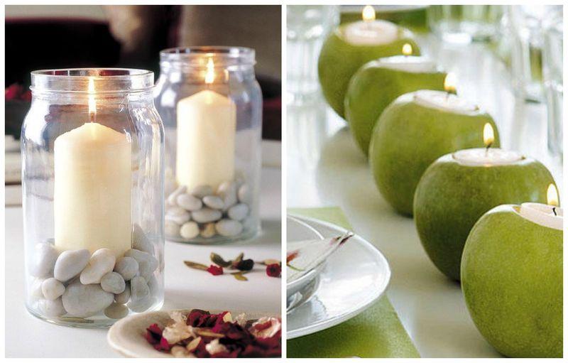 Секреты, которые помогут вам декорировать обеденный стол (6)