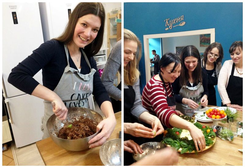 Кулинарный мастер-класс от Ани. Кулинарное баловство | Блог Дом, в который хочется приходить