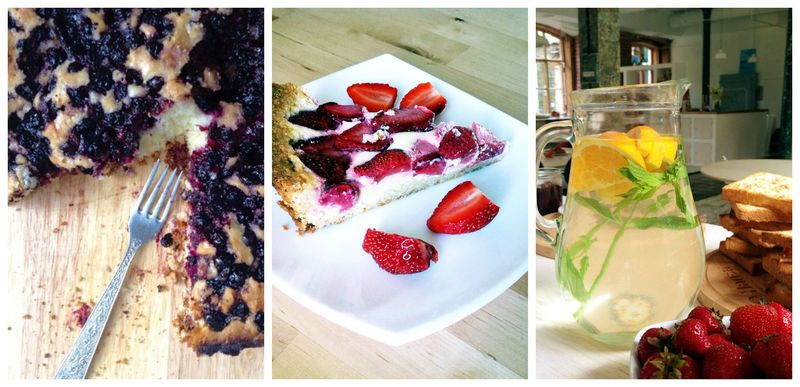 July-food
