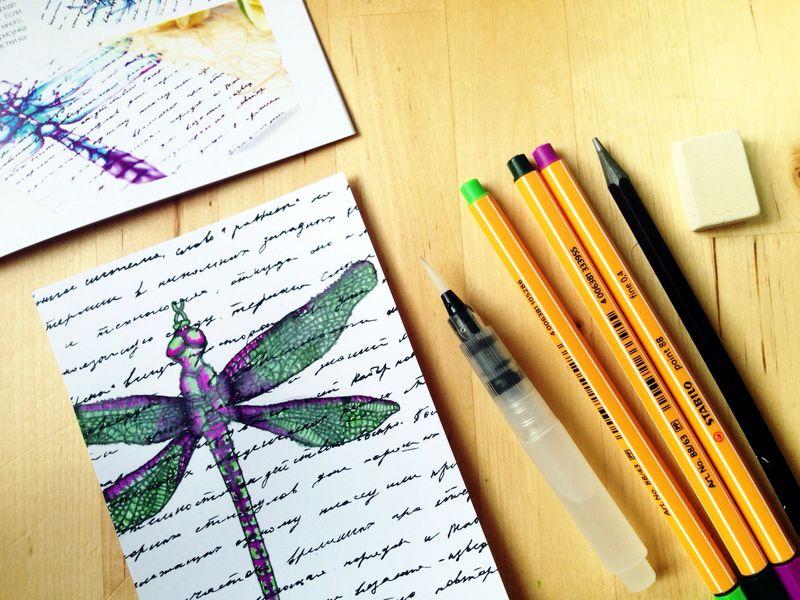 Коробка для творчества Ларчик | Блог Варвары Лялягиной Дом, в который хочется приходить