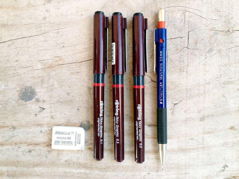 карандаш-и-лайнеры