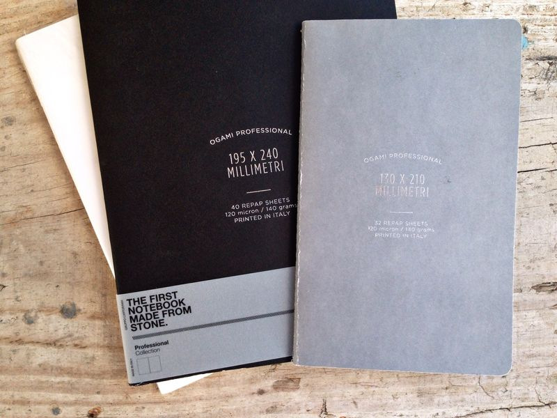 Ogami notebooks