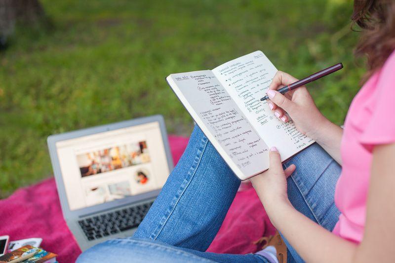 7 секретов как вести блог регулярно и не сойти при этом с ума | Дом, в который хочется приходить